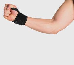 Rolinhos de pulso de halterofilia fitness personalizado Multicolor Suporte respirável Ginásio Wrist Wraps Esteio