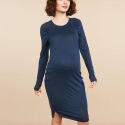 중국 크기 모성 스웨터 복장 여자 플러스 도매 Raglan 소매