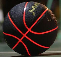 Testemunho luminoso de basquete até dois LED brilhante de alta luzes LED de borracha de basquetebol presentes