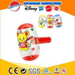 아이를 위한 최신 판매 주문 선전용 PVC 팽창식 망치 장난감