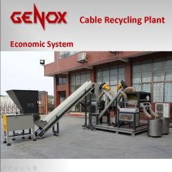 Утилизация машины/дерева для шинковки/кабельной линии рециркуляции воздуха в шинах