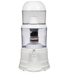 5 étape purificateur d'eau avec refroidissement électronique