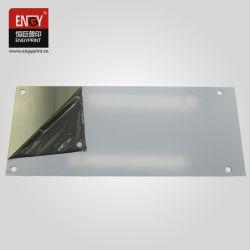 Accessoire d'impression de l'imprimante Pad enduit mince plaque de métal en acier cliche
