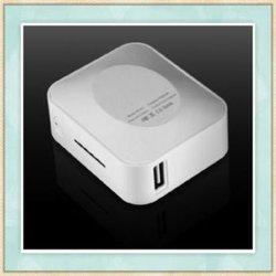 2400mAh blanc prix d'usine-5200mAh chargeur portatif pour ordinateur portable ou netbook/DVD/PC tablette/iPhone/Mobilephones/PDA/PSP