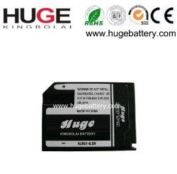 6V 4LR61 Super Alkaline van uitstekende kwaliteit droge Battery voor camera