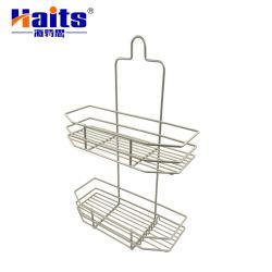 욕실 선반 오거나이저 랙 배스 와이어 메탈 Hanging Basket