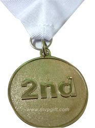 2017 Medalla de Plata Medalla deportiva trofeo