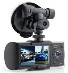 Manuel de R300 double caméra voiture caméra HD DVR GPS X3000