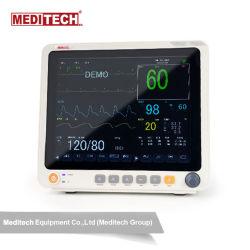 "Meditech Professional Portable12.1"" Monitor de Paciente Multi-Parameter"