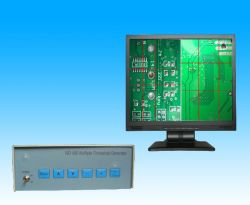 Wd480 Images du VGA Interface Multi Cross Line Generator de Two Split Screen Display