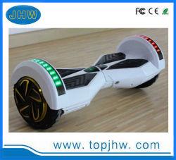 LED de 8 pulgadas de altavoz Bluetooth Mini Equilibrio de la propia Junta Hover Scooter
