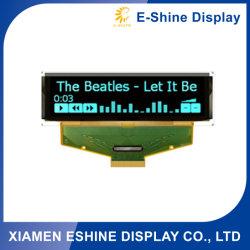 """3.2 """" blaue Zeichen OLED des Zoll Bildschirmanzeige/Bildschirm LCD für MP3"""