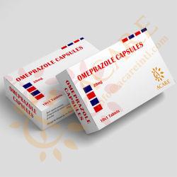 Produtos farmacêuticos de empresas de venda cápsulas omeprazol 20mg; 40mg