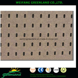 나무못 Hardboard 1220X2440mm Decoration Usage