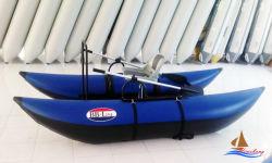 Almofada insuflável Pontoon Boat Voar Barco de Pesca