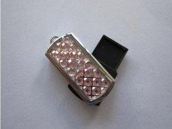 Lecteur Flash USB de bijoux (OM-P162)