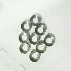 Titanium sorteert het met 3 assen van de Molen van de hoge Precisie, 2 CNC Draaiende Delen