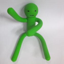 Figura bastone di memoria del USB della persona
