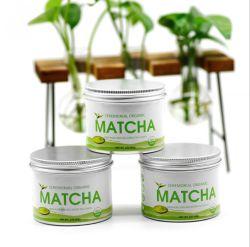 カスタムパッキングのMatchaの粉の純粋な緑茶の粉