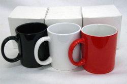 カラフルなオプション付きのプロモーションコーヒーマグ