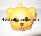 Dog Vinil Plástico Bonitinha brinquedo para crianças se divertem