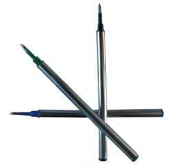 Bolígrafo de plástico de diseño OEM para rellenar