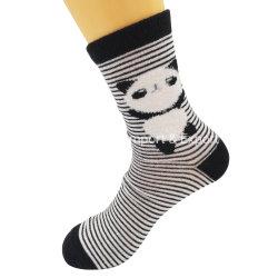 La vente Cartoon Animal avec matelas de plumes de fils de coton Jacquard Mesdames Femmes filles Sweet chaussettes
