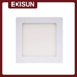 Nieuwe CE/ERP-regelgeving 100 V 12W Surface Square CCT verstelbare LED Slim paneelverlichting