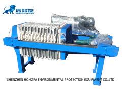 Pressione o equipamento de tratamento de água do filtro de desidratação de lamas- Correia de Prensa-filtro