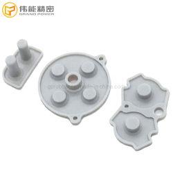 OEM ODM carbón conductivo Teclado de caucho de silicona de la Píldora Pulse el botón teclado electrónico