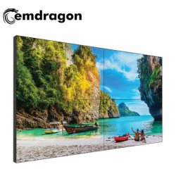 Display Board 46 Inch Ultra Thinの斜面LCD Video Wall LED Backlit Shelf DIGITALの広告のWiFi 3G Vedios Highqualityの広告Player Android Media Playerの広告