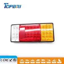Сочетание задние фонари 10-30V светодиодная предупреждающая задний фонарь для автомобильного грузового прицепа