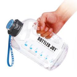 عرض السعر بالجملة قنينة ماء غالون خالية من مادة الBPA 128 أونصة زجاجة مياه في صالة ألعاب رياضية تريان الرياضية