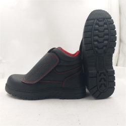 Trabajo soldador eléctrico botas calzado Calzado de seguridad