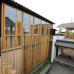Beste prijs Outdoor Eco Forest Bamboo Tongue en Groove