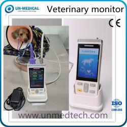 PC100V 도개 동물 동물 PET 휴대용 맥박 산소측정기(충전 포함) 독