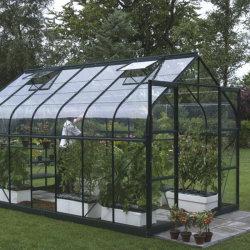 Aluminio Acero inoxidable Hobby Jardín PE Mini Casa Verde para Venta con Precio promocional
