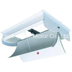 バタフライ型空気入口窓壁取り付け型プラスチック換気バー 温室 / 家禽 / 家畜