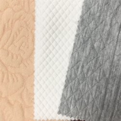 Tejido Jacquard Air-Tier colchón Home Textil