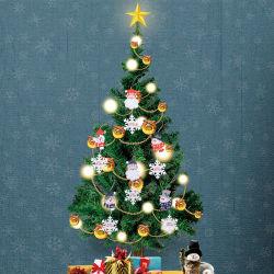 Decorazioni natalizie ornamenti natalizi in legno