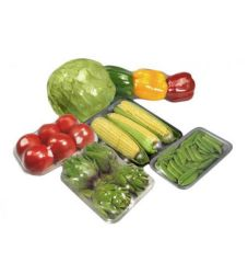 Горячий перфорированные термоусадочную пленку для упаковки овощей и фруктов