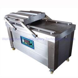 산업 더블 챔버 진공 씰러 상업 식품 고기 진공 포장 밀봉 기계