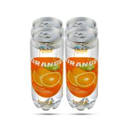 مشروب الصودا نكهة البرتقال الطبيعي كوكتيل Sacharrine Non Mate Soft اشرب