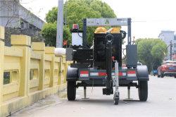 De hoofd Motor Europa voerde de Pompen van het Afval van 6 Duim met het Apparaat van het Einde van de Noodsituatie in