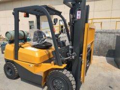 유압 변속기 2.5톤 미니 카운터 밸런스 LPG/가스/가솔린 지게차