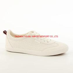 Sneakers zapatos casuales los hombres PU Sport calzado vulcanizado 4474