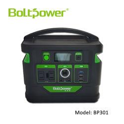 Boltpower BP301 296Wh 48V Batería de Ión Litio fuera de la red la energía solar para el Banco de potencia portátil