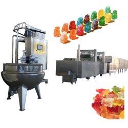 Piccola fabbrica di caramelle di gelatina automatica