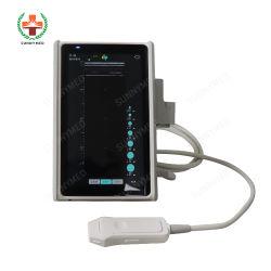 Sy-Ab49 Scanner van de Ultrasone klank van het Apparaat van het Scherm van USB LCD de Medische voor het Leiden van de Ultrasone klank