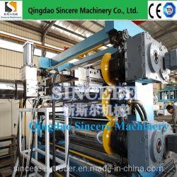 PE/PP/ABS/HDPE tôles épaisses/plaques/plaques lignes de production d'extrusion/d'extrusion, machines de production de plaques d'épuration de réservoirs de produits chimiques